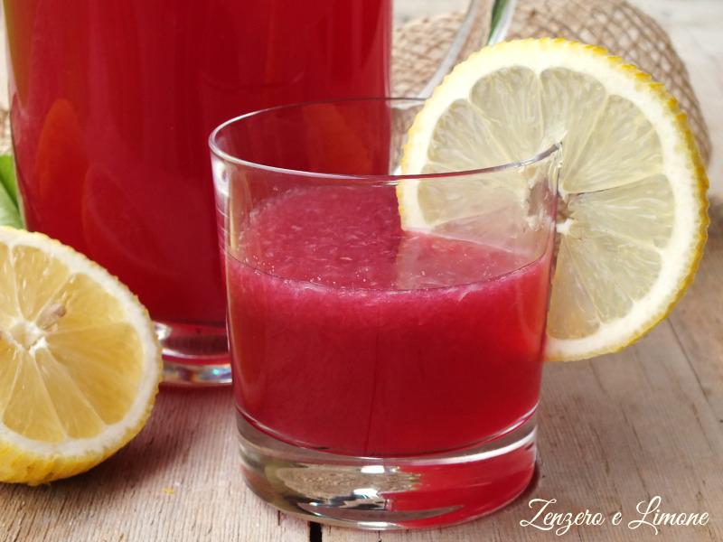 limonata rosa