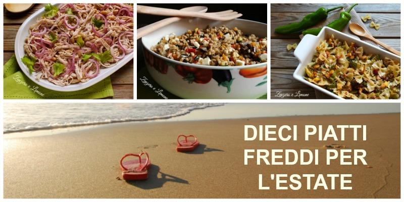 Ricerca ricette con piatti freddi per l estate for Piatti freddi veloci