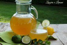 Limonata mojito analcolica