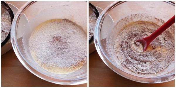 torta alla liquirizia Collage 2