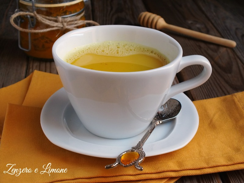 Latte D'oro O Golden Milk