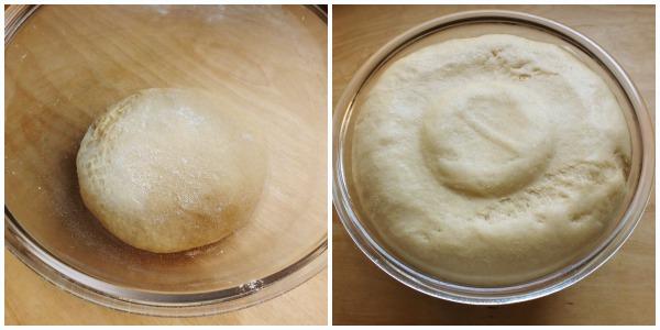 lievitazione torta brioche