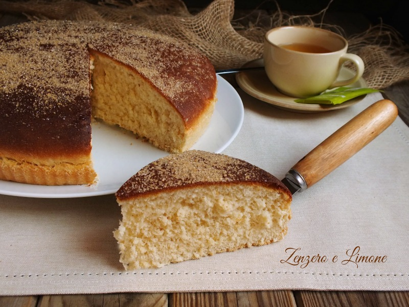 torta brioche