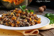 Quinoa alla zucca