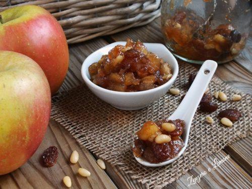 Composta di mele e cannella