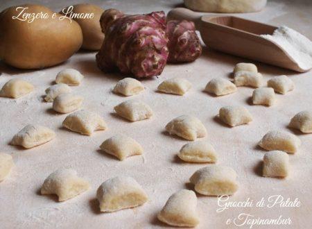 Gnocchi di patate e topinambur