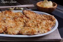 Pollo alle patatine