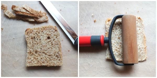 cestini di pane - procedimento 1