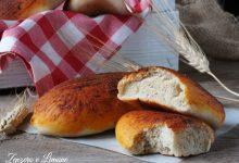 Filoncini di pane alla pizzaiola