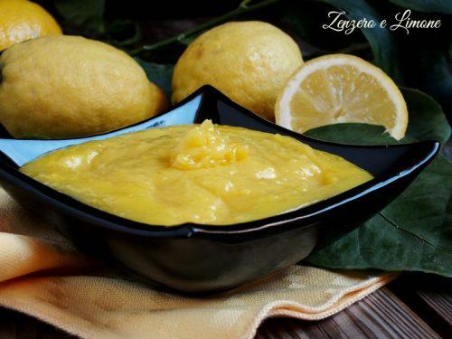 Crema al limone – ricetta per farcire