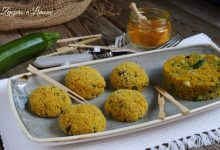 Polpette di quinoa alle zucchine