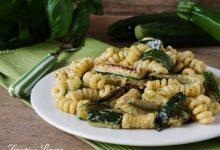 Pasta cremosa alle zucchine