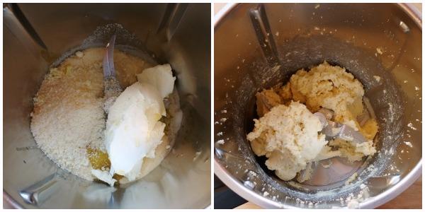 patatine al formaggio - procedimento 1