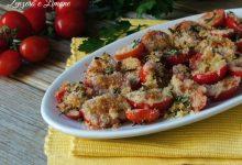 Pomodorini al gratin