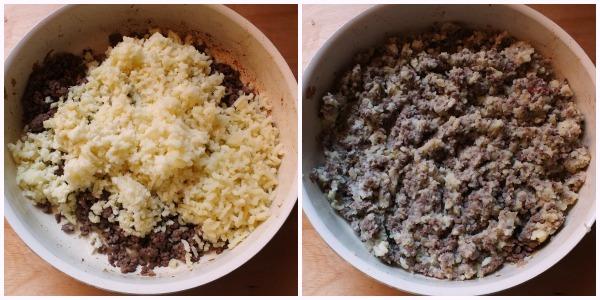 torta di carne - procedimento 2