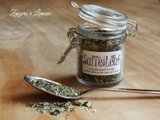 SalTè Leaf al bergamotto