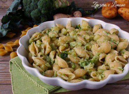 Pasta con broccolo e patate