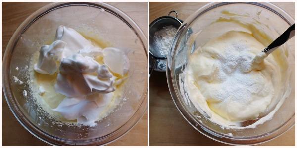 cheesecake senza gelatina - ripieno 2