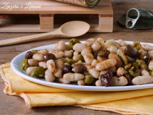Cannellini alle olive