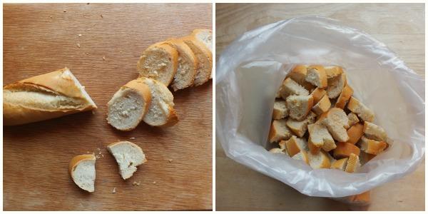 torta di pane - procedimento 1