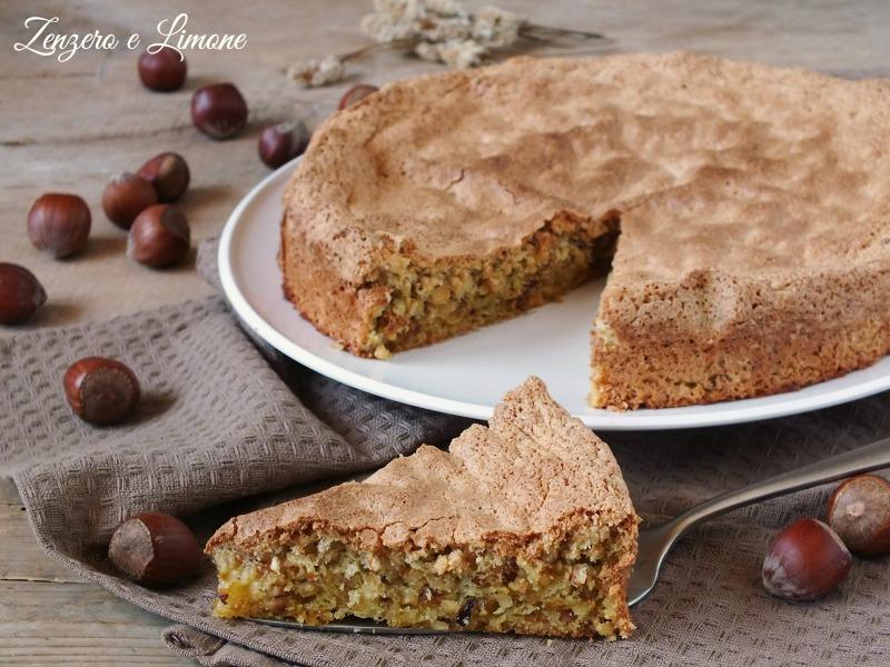 Torta piemontese alle nocciole ricetta semplicissima for Ricette piemontesi