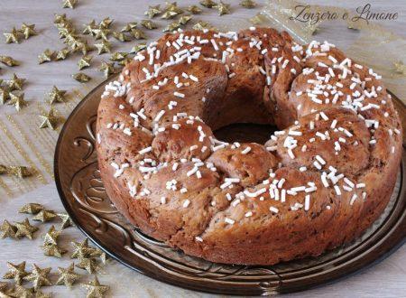 Pane dolce alle mandorle e albicocche