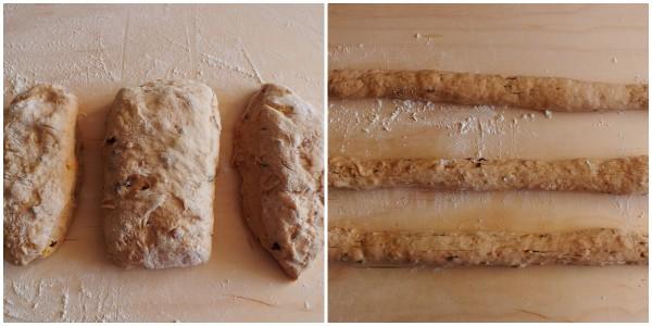 pane dolce alle mandorle - treccia