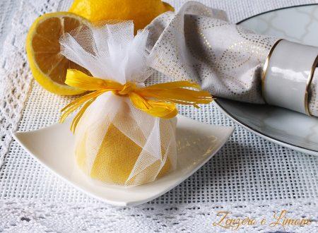 Come portare in tavola il limone