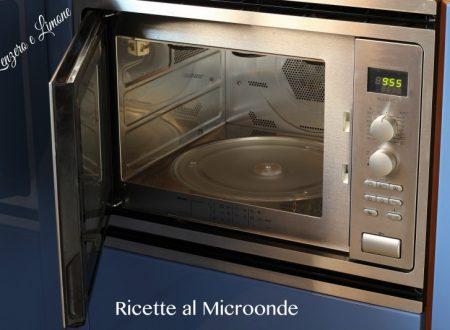 Ricette al microonde
