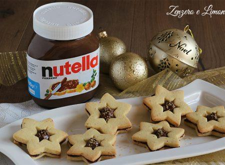 Stelle alle nocciole con Nutella®