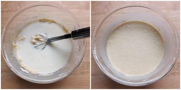 crespelle dolci - procedimento 2