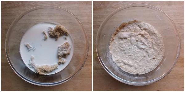 tagliatelle alla crema di nocciole - 2
