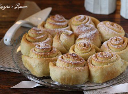 Torta di rose ricetta Bimby