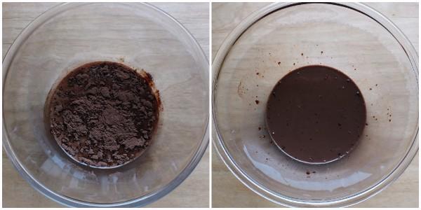 biscotti al Nesquik - procedimento 1