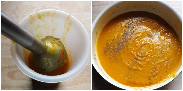 gnocchetti di patate alla zucca - procedimento 2