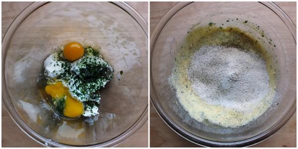 medaglioni di patate - procedimento 1