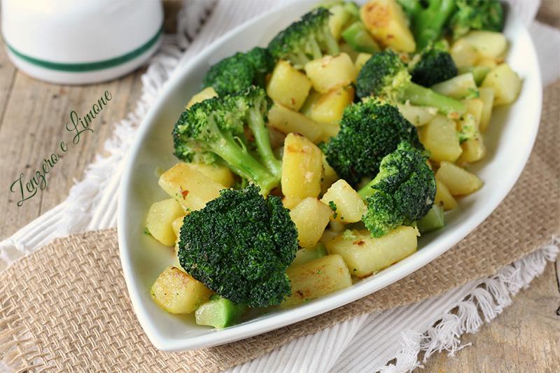 patate e broccoli