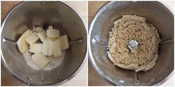 crostata morbida - procedimento 1