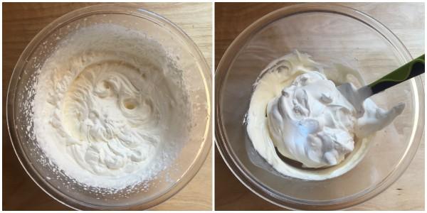 torta fredda alle fragole - crema 2