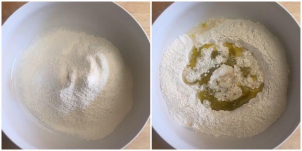 pizza scima - procedimento 1