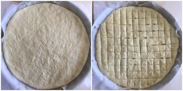 pizza scima - procedimento 3