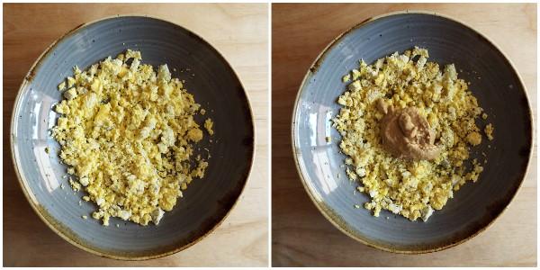 salsa bolzanina - procedimento 1