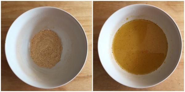 scaloppine al curry - procedimento 1