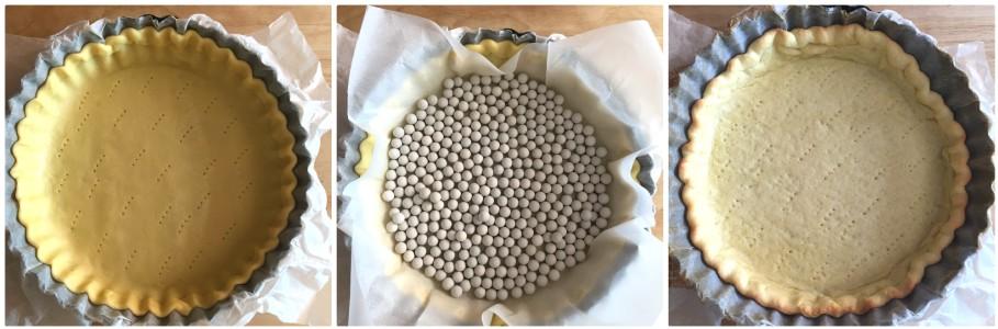 crostata gelato - procedimento 1