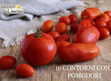 Contorni con i pomodori