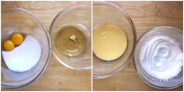 torta alle amarene - procedimento 1