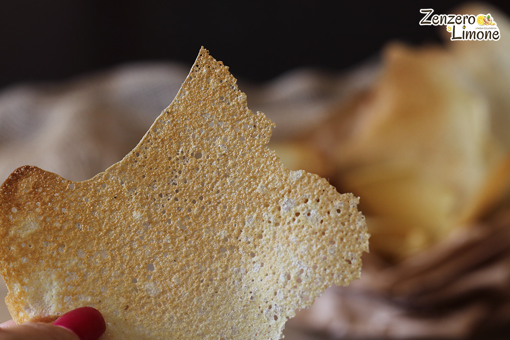 cialde di pane - dettaglio