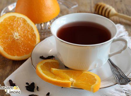 Karkadè all'arancia