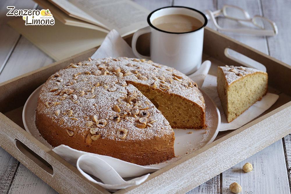 torta cappuccino - tagliata