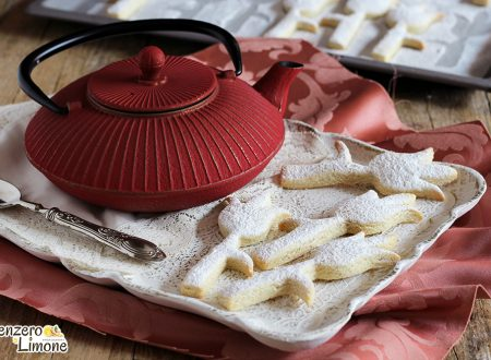 Biscotti panna e vaniglia